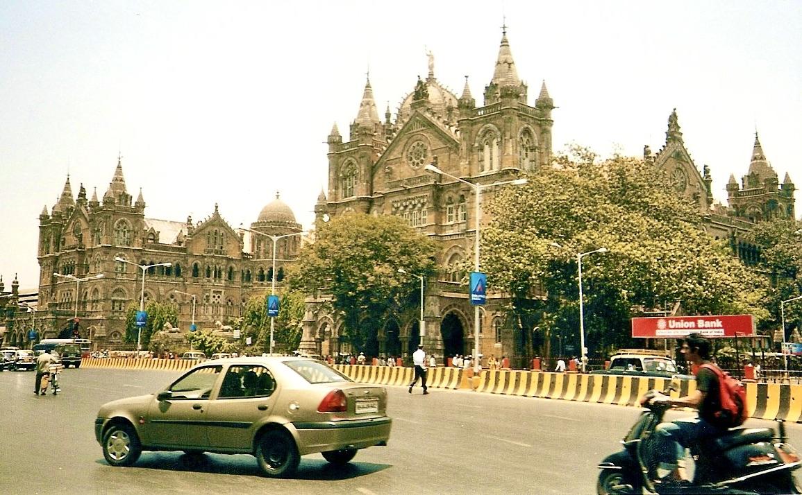 estación de tren Chhatrapati Shivaji