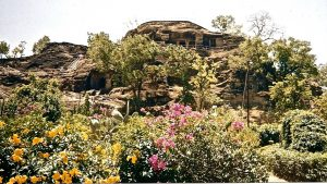 Cuevas de Pandav-Pachmarhi- (Madhya Pradesh) INDIA